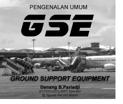 Website Penerbangan Indonesia Pengenalan Umum Gse Ground Support Equipment