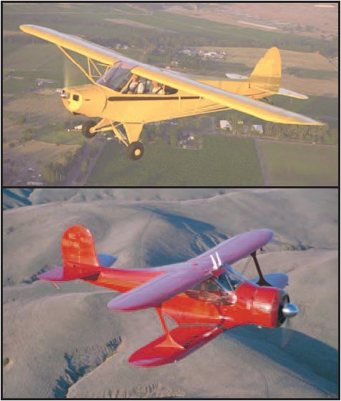 Monoplane dan biplane