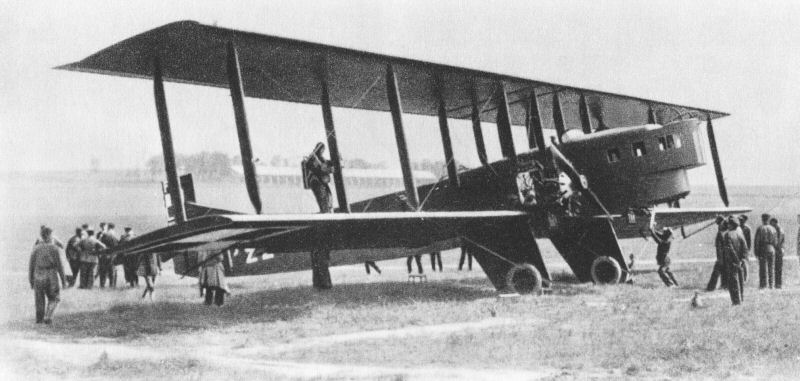 Farman Goliath